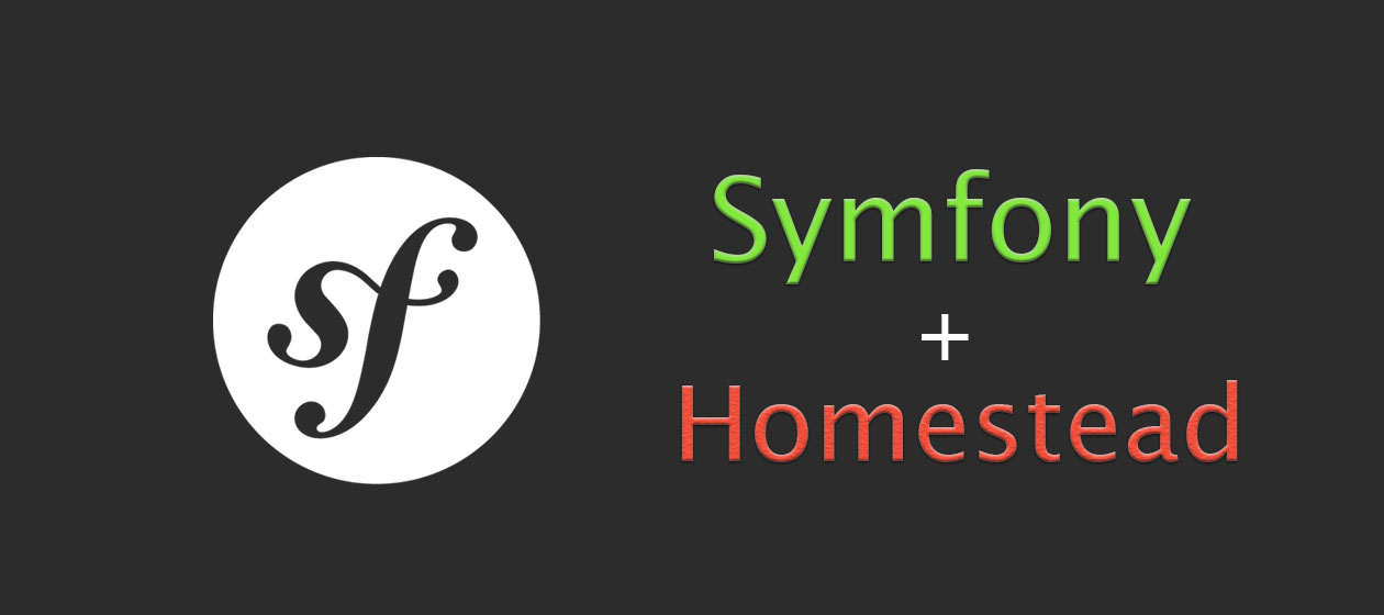 Symfony та Postgres з Homestead